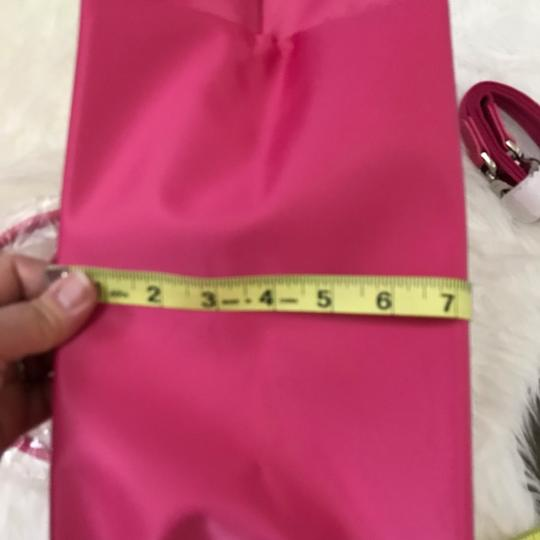 Longchamp Tote in Pink Image 6