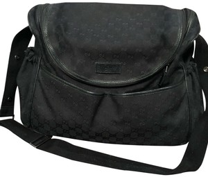 36fcdad19 Black Gucci Diaper Bags - Up to 70% off at Tradesy