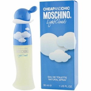 Moschino CHEAP&CHIC MOSCHINO LIGHT CLOUDS-EDT-1.0 OZ-30 ML- ITALY