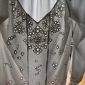 Lucky Brand Cream Lived In Love Peasant Blouse Size 4 (S) Lucky Brand Cream Lived In Love Peasant Blouse Size 4 (S) Image 6