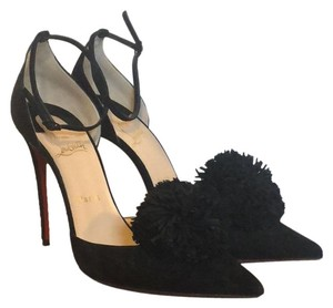 d6315ea4562c Black Christian Louboutin Pumps - Up to 90% off at Tradesy
