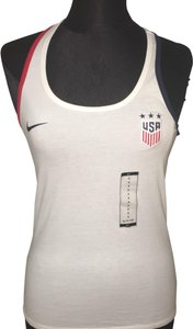 555b8add55cf48 White Nike Tank Tops   Camis - Up to 70% off a Tradesy