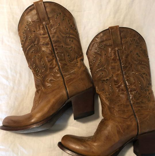 6bac97b0315 Brown Bay Leather Boots/Booties Size US 7.5 Regular (M, B) 65% off retail