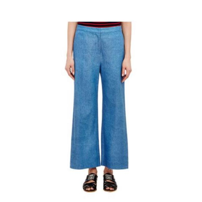 7653641b72d83 harvey-faircloth-blue-high-waisted-flare-trousers-pants -size-6-s-28-0-0-650-650.jpg