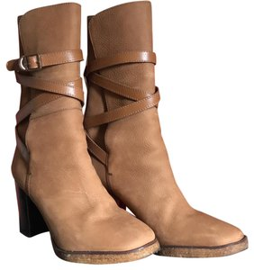 Tory Burch Vicuna (Camel) Boots