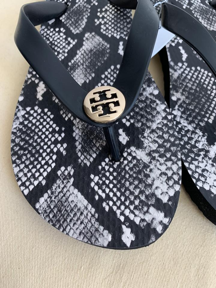 60ca3bbb071 Tory Burch Multicolor Roccia Flip Flops Sandals Size US 5 Regular (M ...