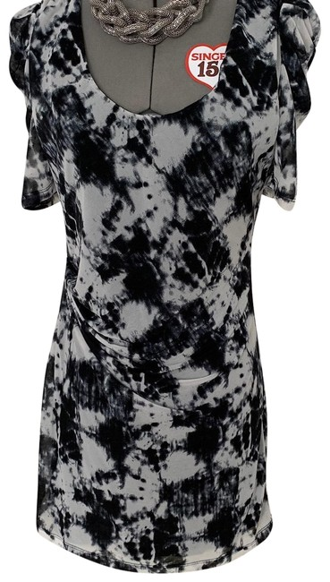Preload https://img-static.tradesy.com/item/24796743/ark-and-co-multicolor-tie-dyed-ruched-w-tags-short-cocktail-dress-size-8-m-0-1-650-650.jpg