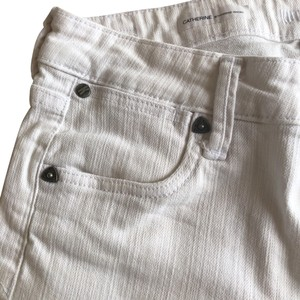 KUT from the Kloth Cuffed Shorts white