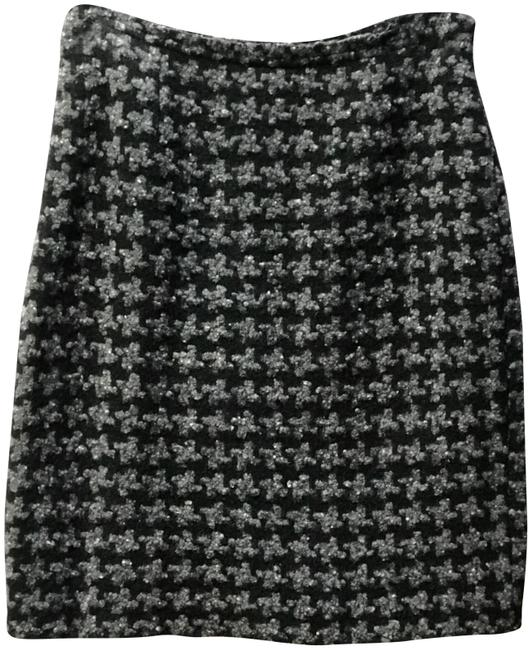 Item - Grey/Black Cashmere Made In Italy Skirt Size 10 (M, 31)