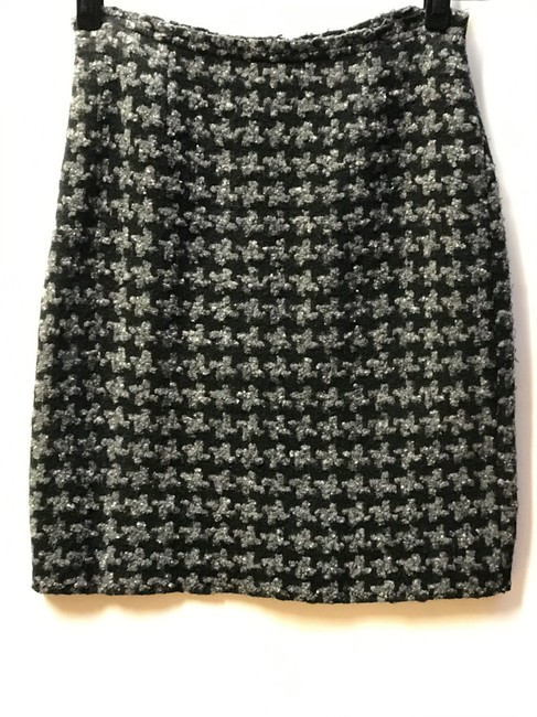 Bruno manetti Skirt Grey/Black