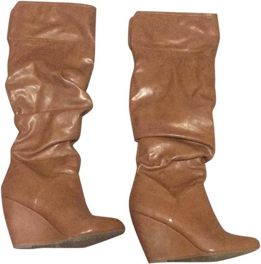 Mix No6 cognac Boots