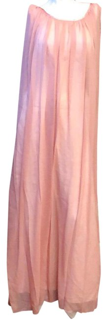 Item - Pink Couture #305 Cocktail/Party Formal Gala Wedding Gown Long Casual Maxi Dress Size 6 (S)