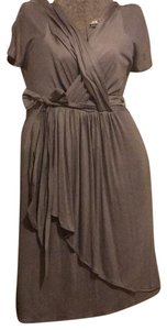 slate gray Maxi Dress by Ann Taylor LOFT