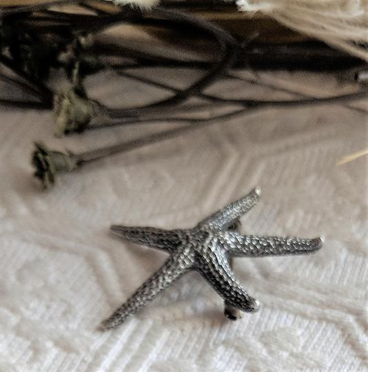 James Avery James Avery Retired Rare Starfish Sterling Silver Pin Brooch