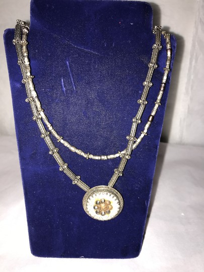 Candace Medress Sterling Silver Handmade Jewelry by Candace Medress Necklace Image 2