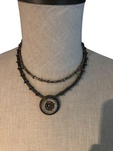Candace Medress Sterling Silver Handmade Jewelry by Candace Medress Necklace