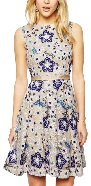 Preload https://img-static.tradesy.com/item/24798193/needle-and-thread-blue-asos-organza-embroidered-floral-mid-length-night-out-dress-size-8-m-0-1-650-650.jpg