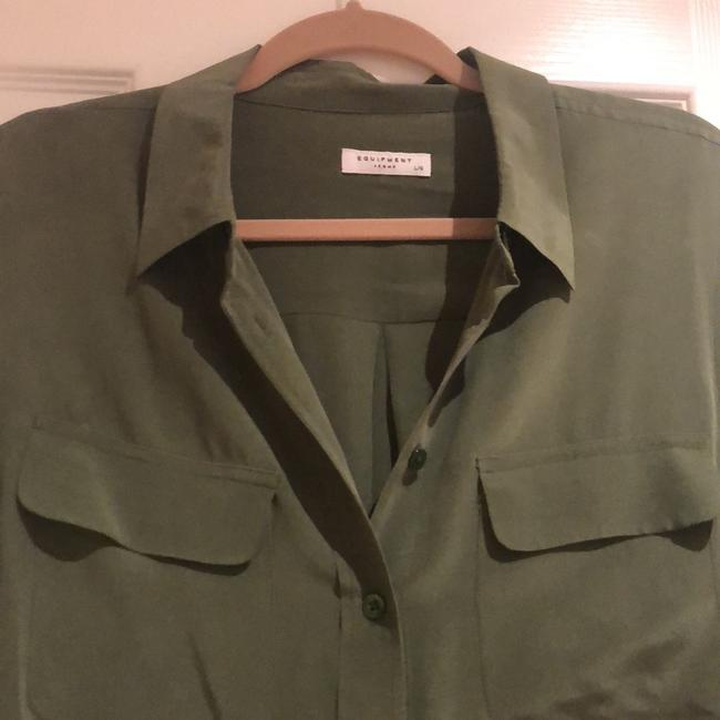 Equipment Top olive