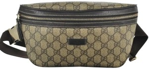 ab1363e5cfb Gucci Unisex Night Out Travel brown Messenger Bag