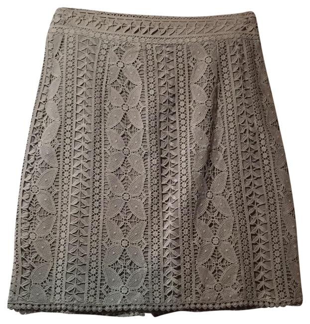 Item - Taupe Length Skirt Size 8 (M, 29, 30)