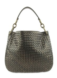 Bottega Veneta Nappa Loop Hobo Bag