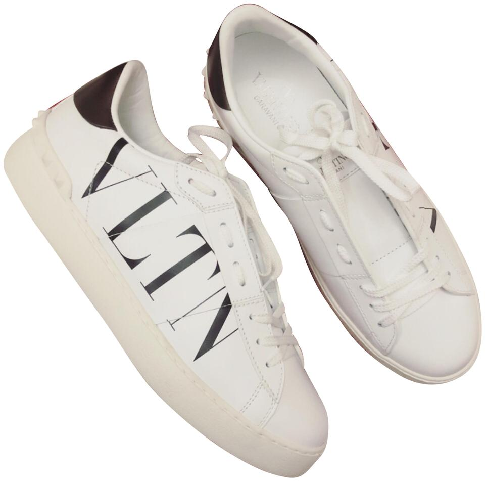 439ff2ef7a37 Valentino White Bnib Sneakers Sneakers Size EU 40.5 (Approx. US 10.5 ...