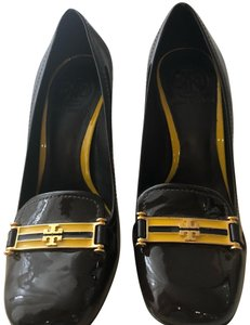 Tory Burch dark brown Pumps