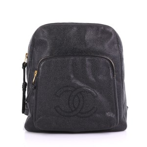 9c173773e6dc44 Chanel Backpack Cocoon Coco Quilted Large Black Nylon Backpack - Tradesy
