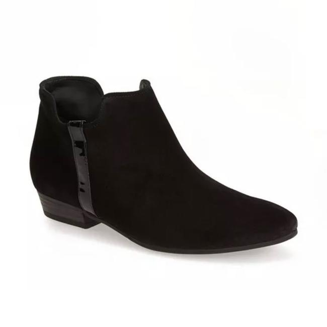 Item - Black Suede Dillion Boots/Booties Size US 6 Regular (M, B)