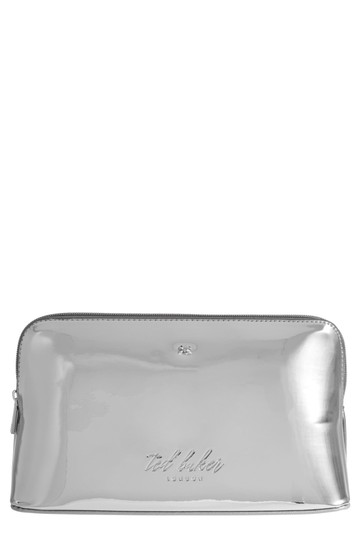 Ted Baker Ted Baker London Lauran Mirrored Wash Bag NWT Image 3