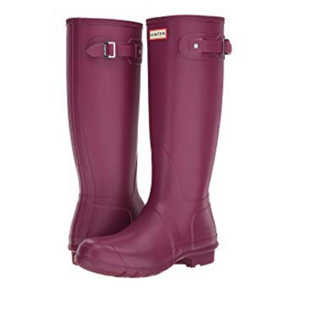 Item - Violet Boots/Booties Size US 9 Regular (M, B)