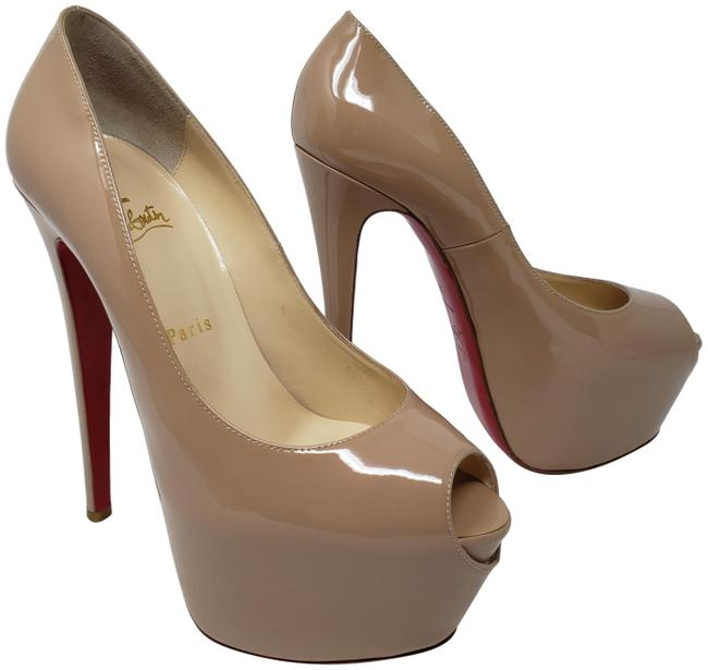 christian louboutin highness beige