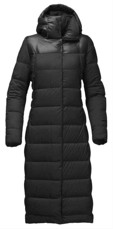 d5a0b8a82 The North Face Black Women's Cryos Down Parka Coat Size 10 (M) 51% off  retail