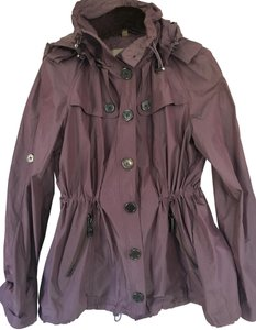 Burberry Rain Hood Raincoat
