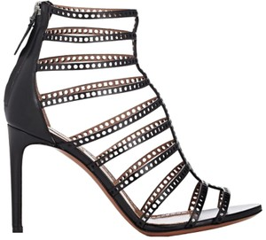 ALAÏA Black Sandals