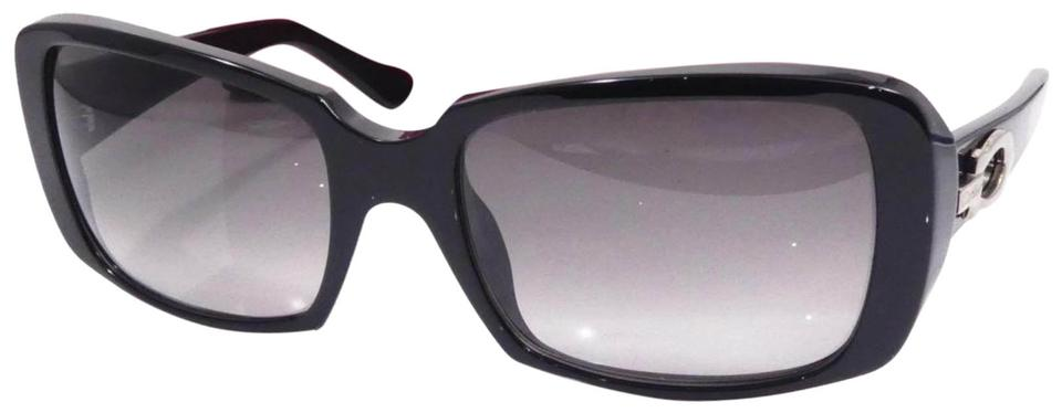364bb11a2292 Cartier Gold Black Cat-eye Silhouette Sunglasses - Tradesy