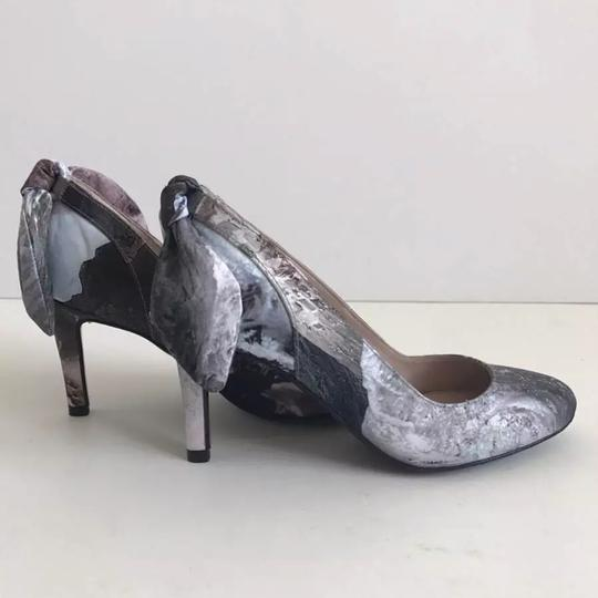 Carven Gray Pumps
