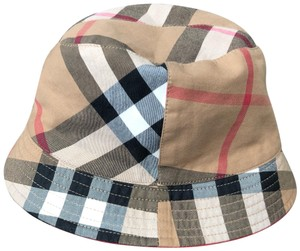 Burberry Reversible cotton twill bucket hat