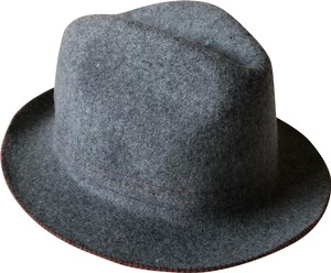 bf7a3b8089b41 Paul Smith paul smith 100% Lana wool trilby hat