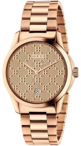 Gucci G-timeless Stainless Diamante Dial Ya126482