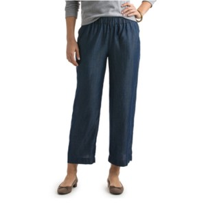 Vineyard Vines Wide Leg Pants Blue