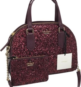 071314e615f2 Purple Kate Spade Satchels - Up to 90% off at Tradesy