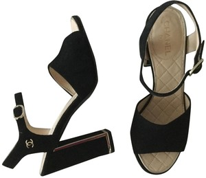 54da38d5144 Chanel Sandals on Sale - Up to 70% off at Tradesy