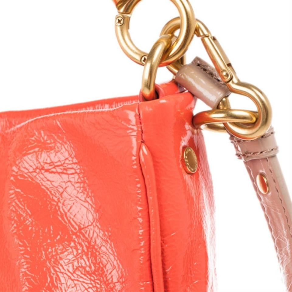 6d75449a9d24 Marc by Marc Jacobs Too Hot To Handle Orange Leather Hobo Bag - Tradesy