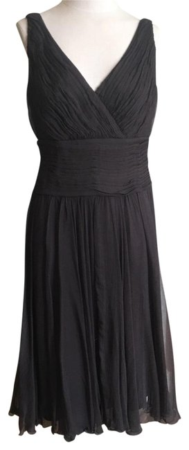 Item - Cocoa Oc9052m Mid-length Cocktail Dress Size 14 (L)