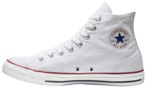 Converse High Tops Tennis Canvas Machine Washable White Athletic