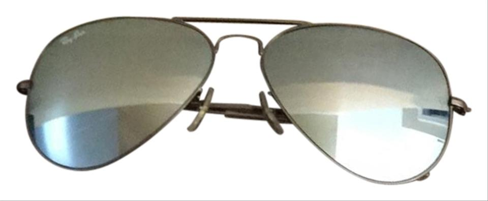 263ea65ae1 Ray-Ban Bronze Aviator Sunglasses - Tradesy