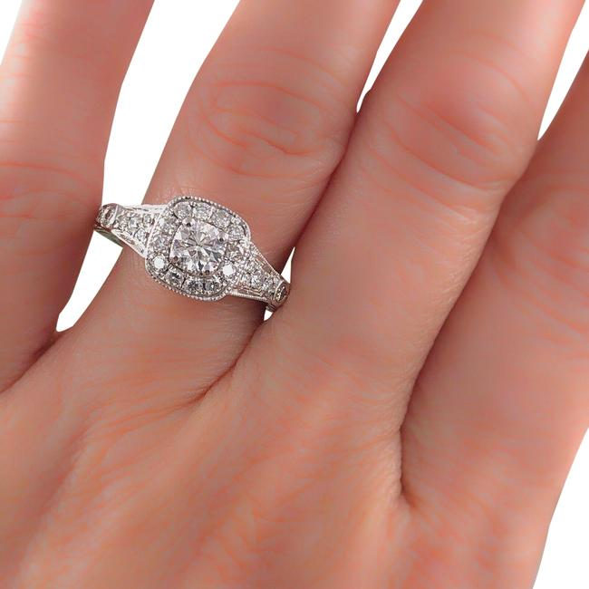 Item - I Si2 W Diamond Engagement Love Collection Round 1.25 Tcw 14k Ring