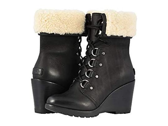 Preload https://img-static.tradesy.com/item/24807093/sorel-black-afterhours-lace-shearling-bootsbooties-size-us-75-regular-m-b-0-0-540-540.jpg