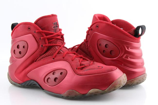 "Item - Red ""Memphis Express"" Zoom Rookie Shoes"